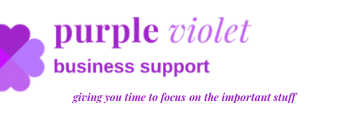 Purple Violet Business Support
