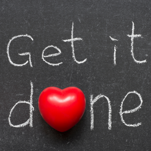Get it done supporting 5 top tips to get your tasks done BY PURPLEVIOLETVA